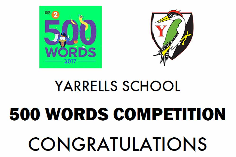 500-Words-Yarrells-School