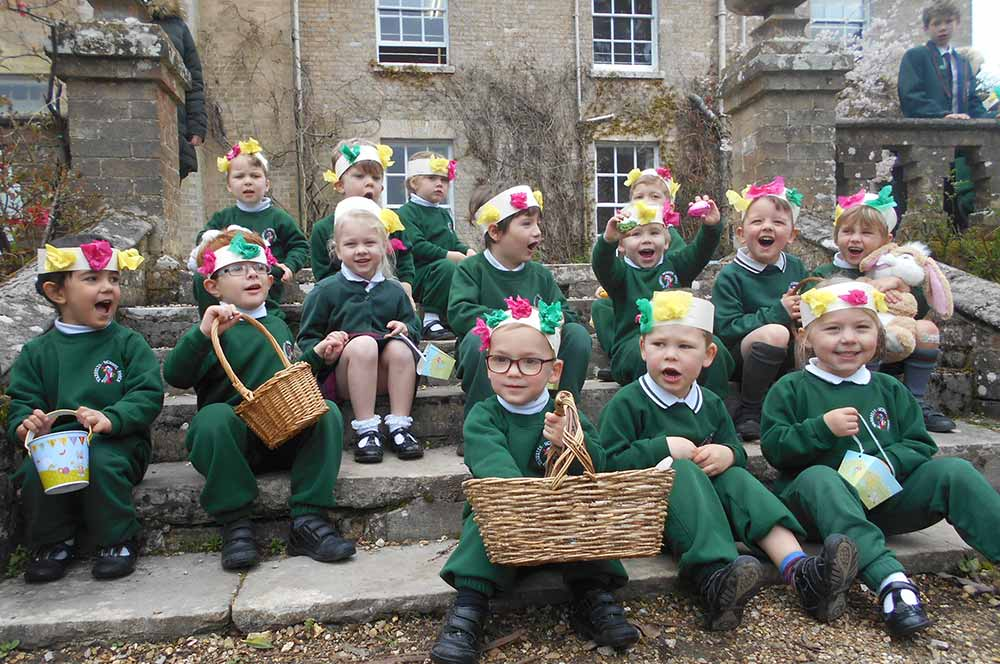 Yarrells School Easter Egg Hunt
