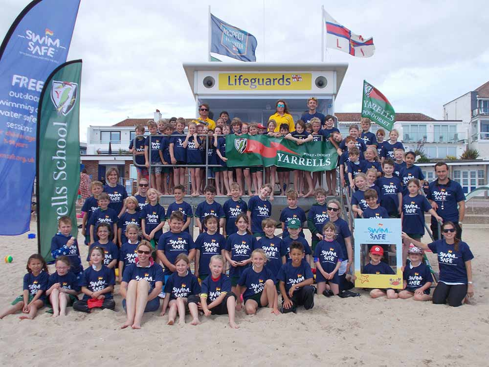 Yarrells School Swimsafe