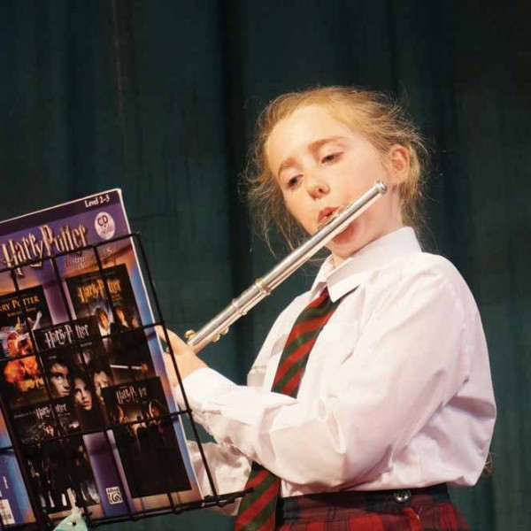 Yarrells School Music