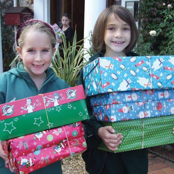 Yarrells School Samaritans Purse