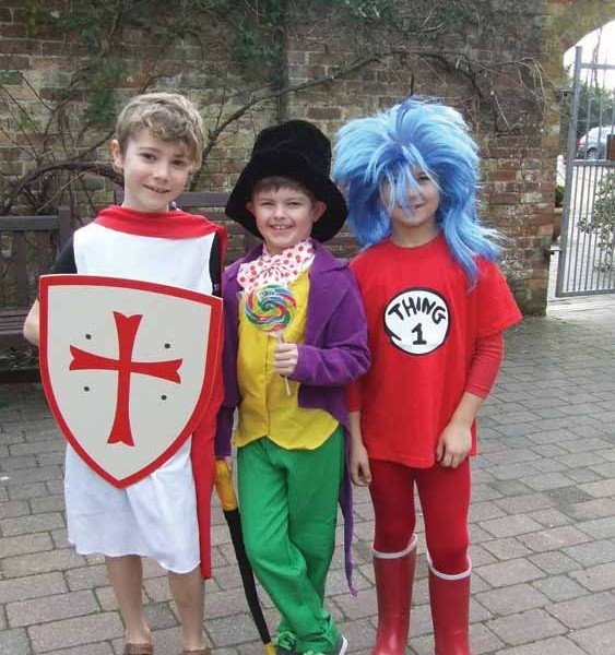 Yarrells School World Book Day
