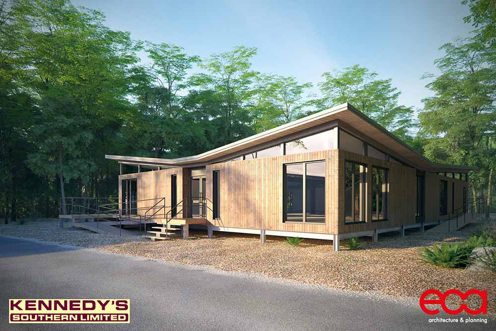 Yarrells Early Years New Build Front
