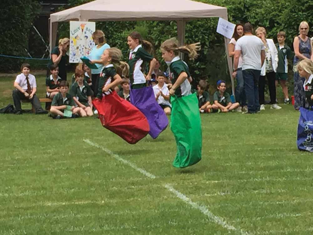 Yarrells School Sports Day