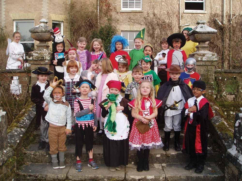 Yarrells School Fancy Dress