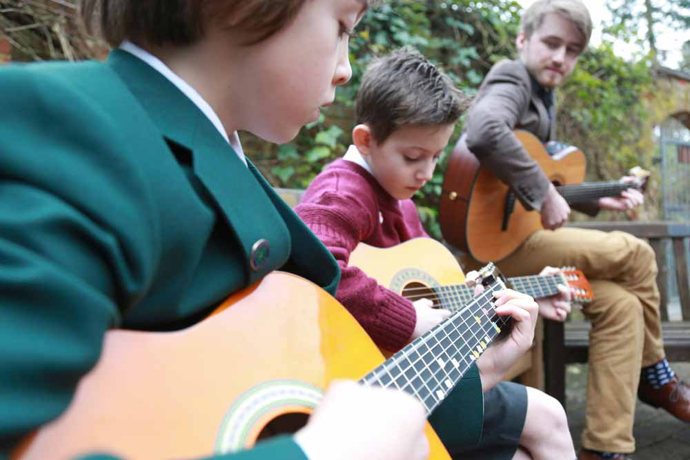 Yarrells Preparatory School Music