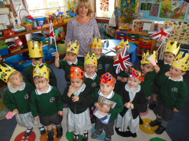 Happy Birthday Your Majesty from Yarrells