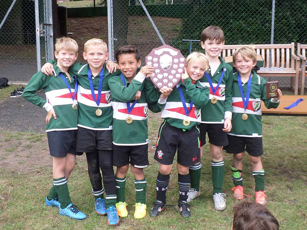 Yarrells School Year 4 Tournament Winners