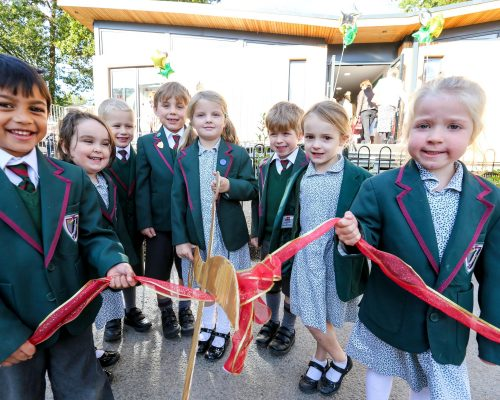 Bournemouth Daily Echo – School Opens New Eco-friendly Building Pupils Helped Design