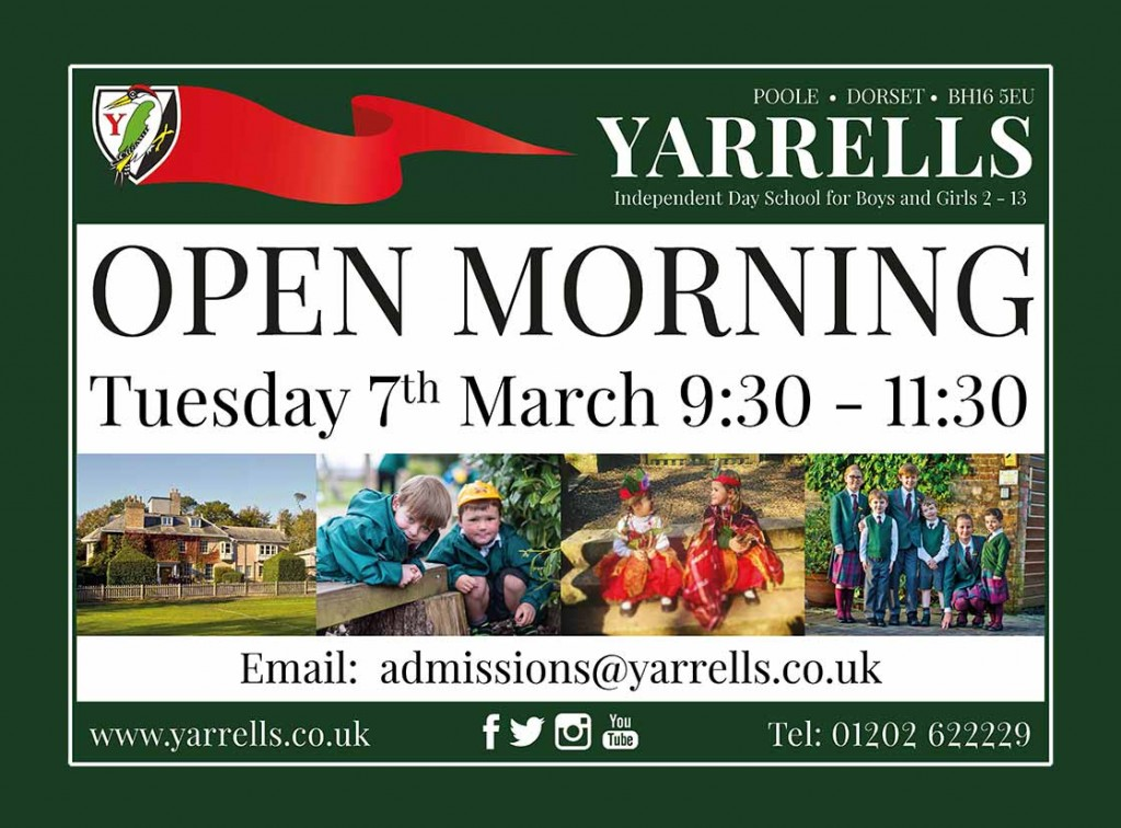 Yarrells School Open-Morning-Sign-Blank-with-crops