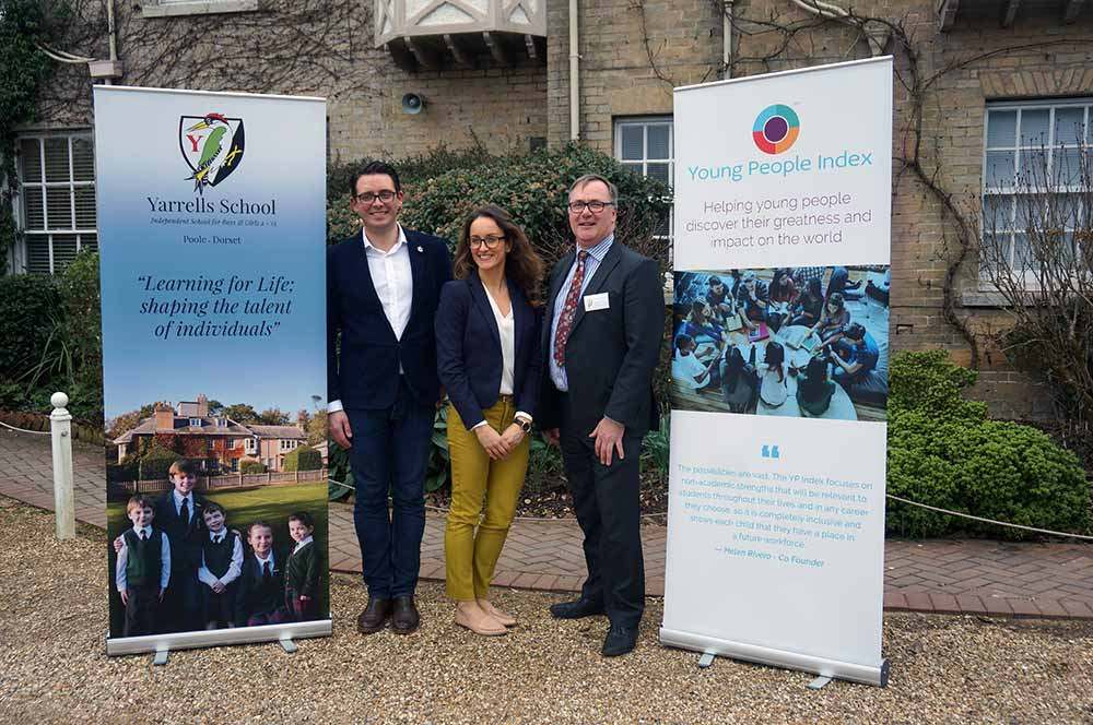 YPI-Launch at Yarrells School