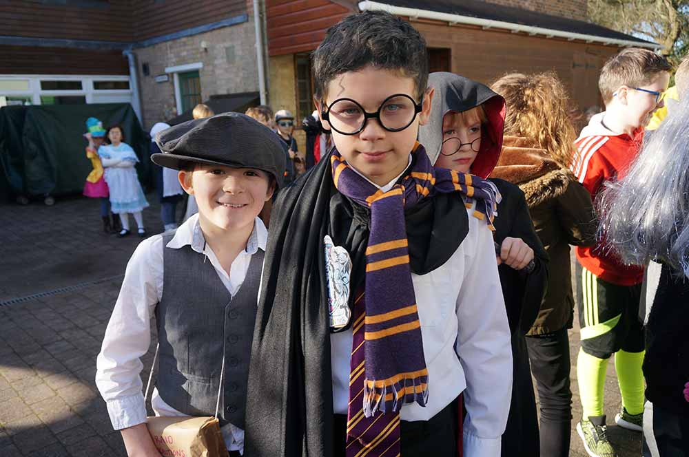 Yarrells-School-World-Book-Day
