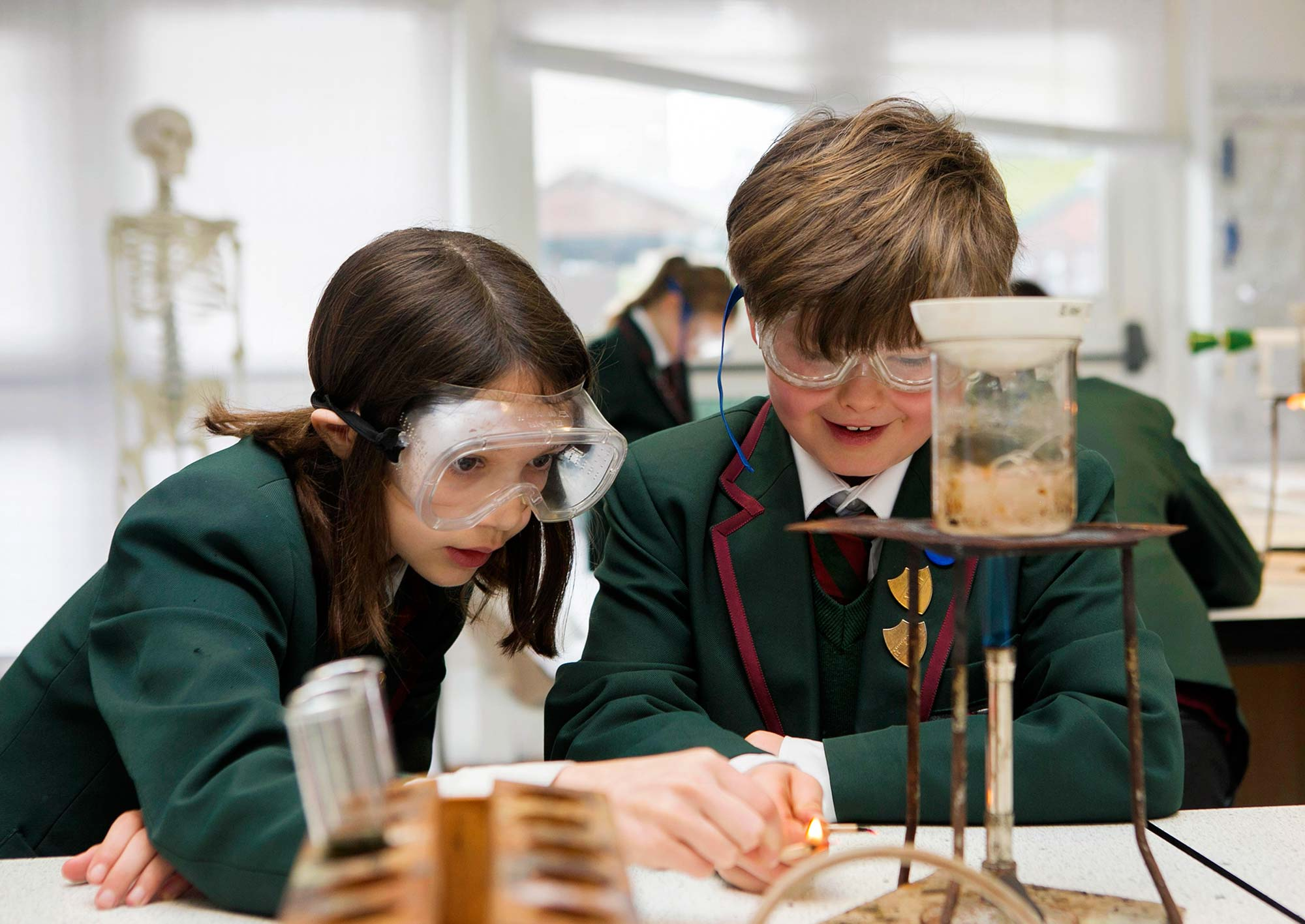 Yarrells School Science