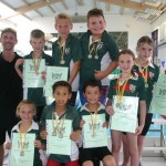 Yarrells Champion Swimmers