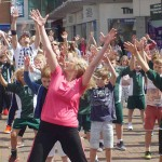 Yarrells-School-Flashmob-Poole
