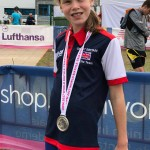 Elizabeth-Dawson- Ranked 5th in the World in Biathle