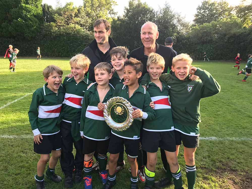 Yarrells Year 5 Boys Retain BCS Football Tournament Title – CHAMPIONS!