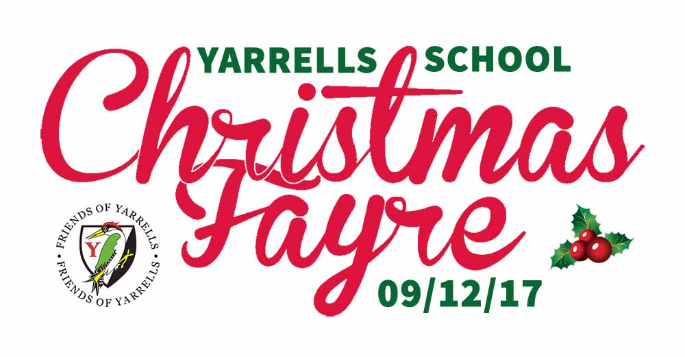 SAVE THE DATE – FOYS Christmas Fayre