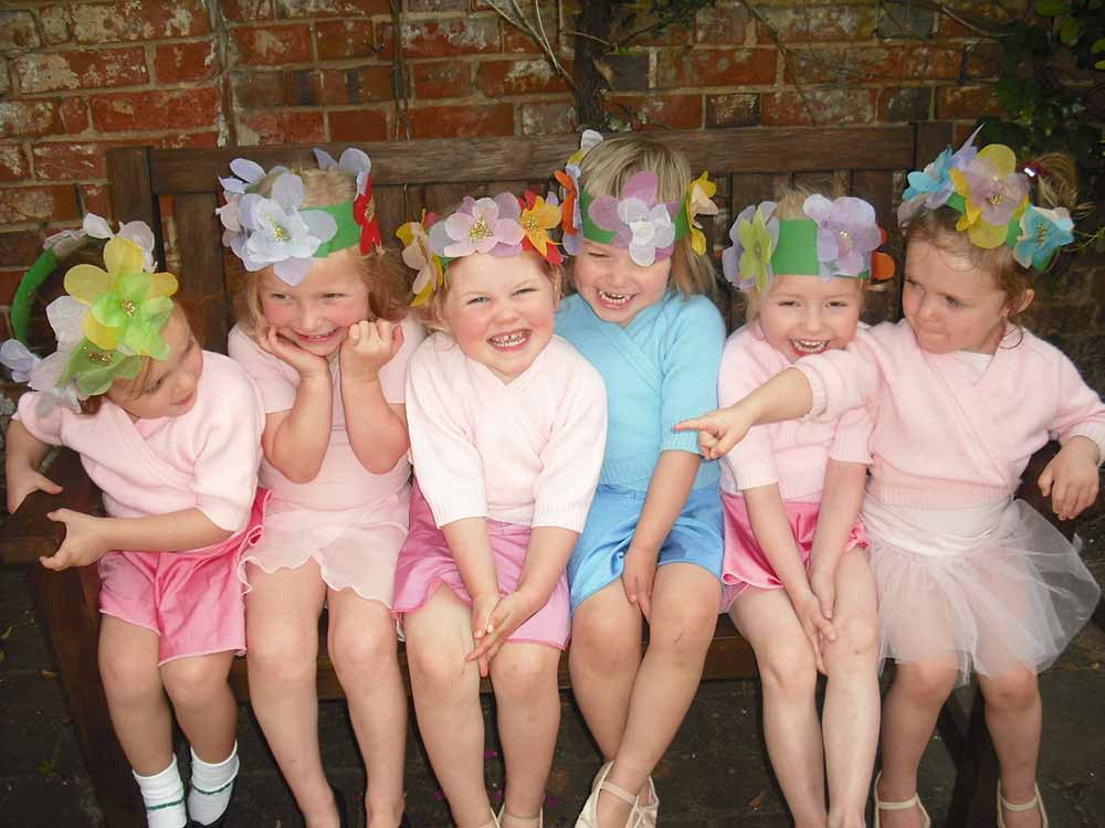 Yarrells Early Years Ballet