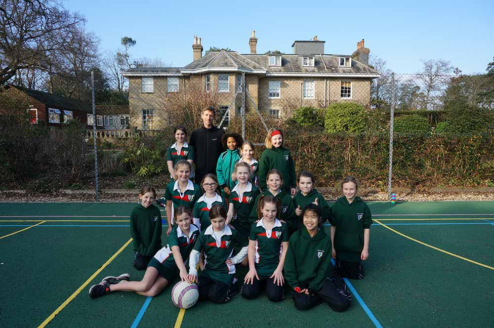 How to write a netball match reports