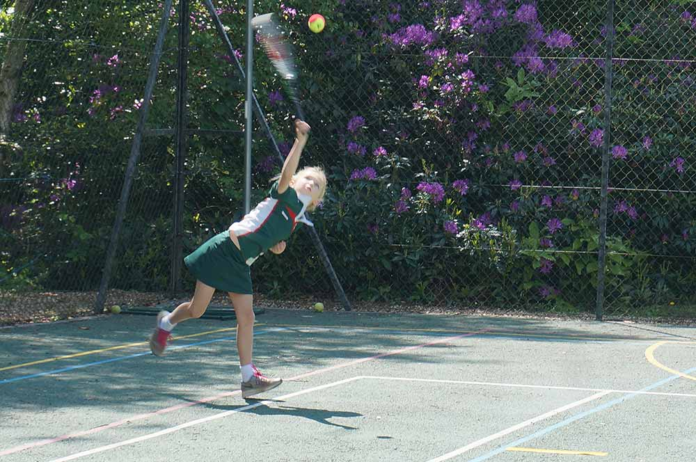 Yarrells prep school tennis finals