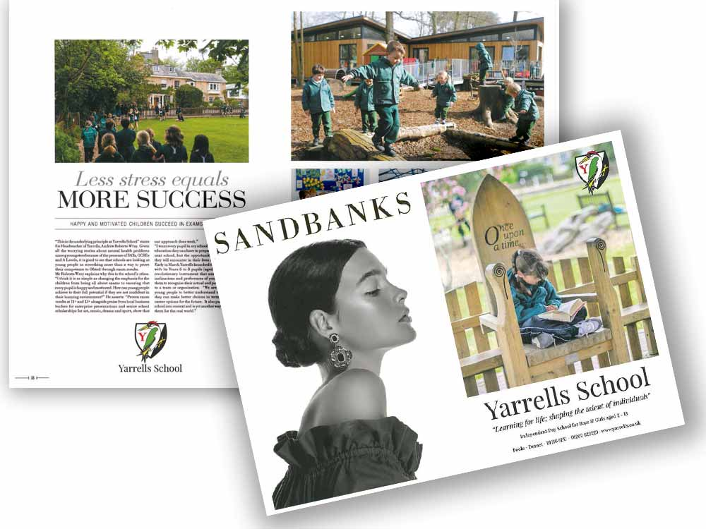 Yarrells School Sandbanks-Magazine