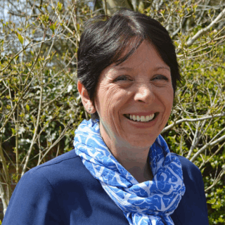 Yarrells School Headteacher Sally Weber Spokes
