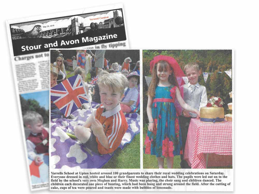 We're In The News… Stour & Avon Magazine 24 May 2018