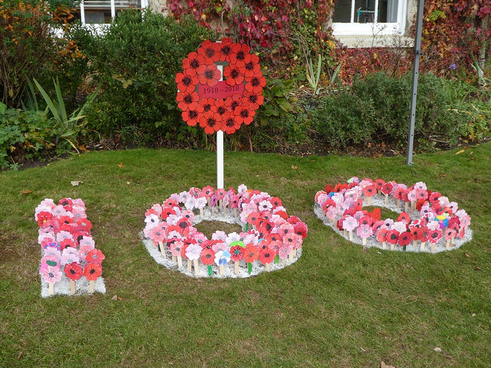 Yarrells-School-Rememberence-Day-2018