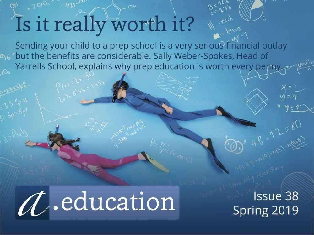 Attain Magazine Yarrells School