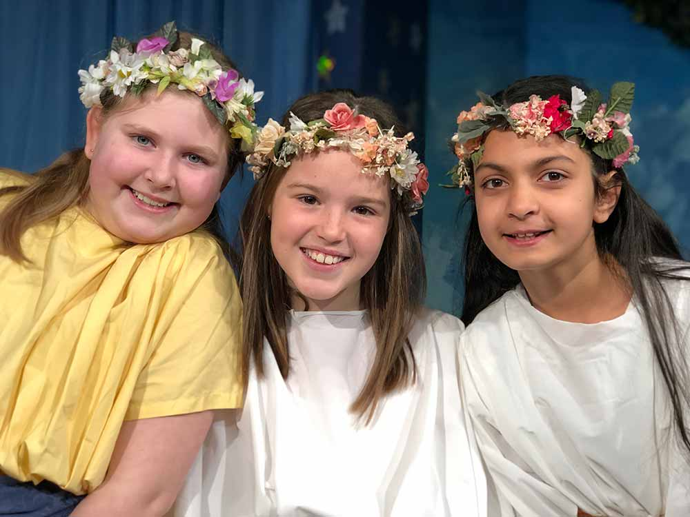 Yarrells School The Odyssey Play 2019