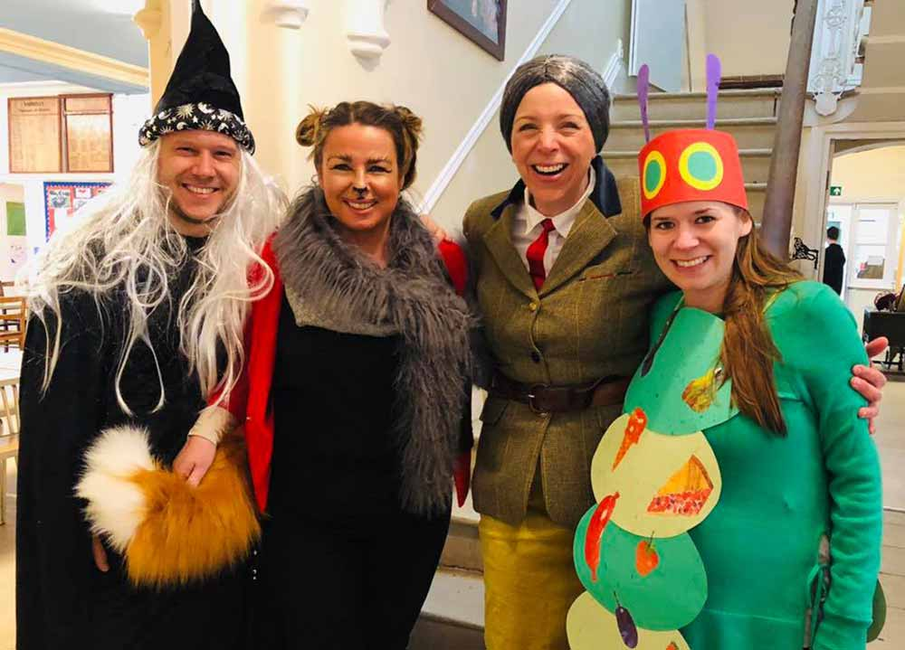 Yarrells School World Book Day 2019