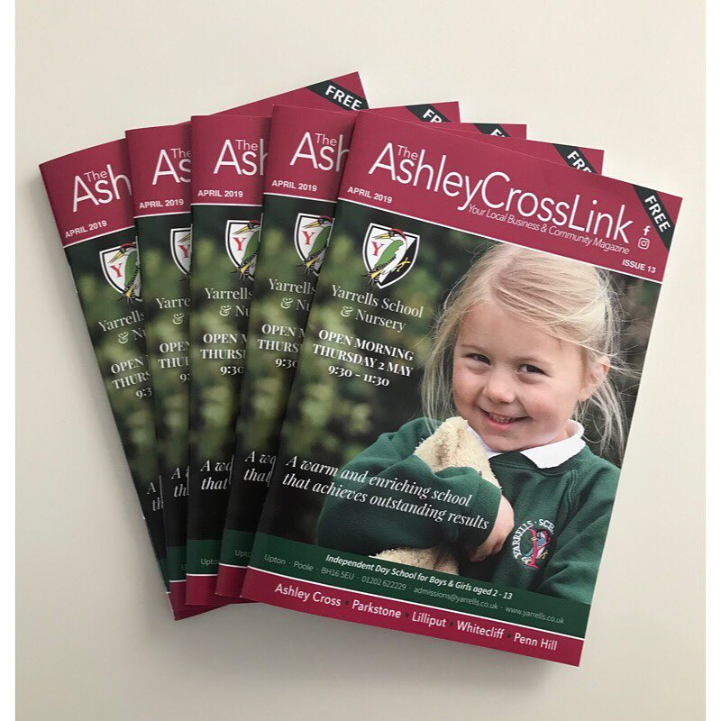 Yarrells Is Worth It! – Recently Published Article In The Ashley Cross Link Magazine