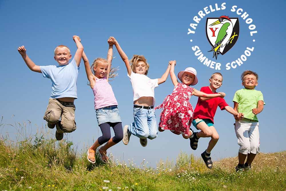 Yarrells Summer School – ACTION PACKED DAYS