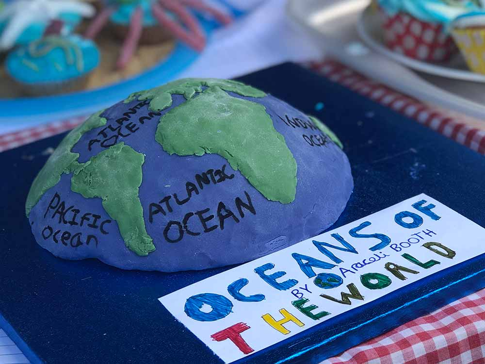 Yarrells School World Ocean Day 2019