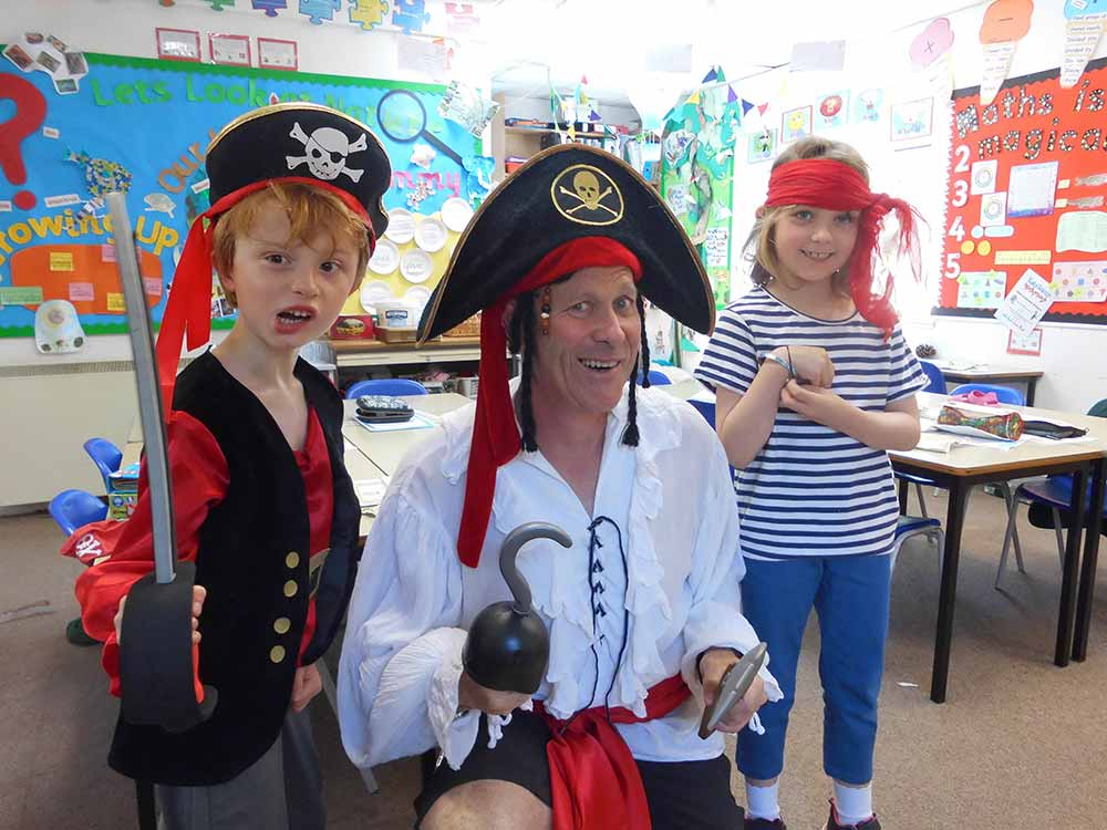 Yarrells-School-Pirates-Day