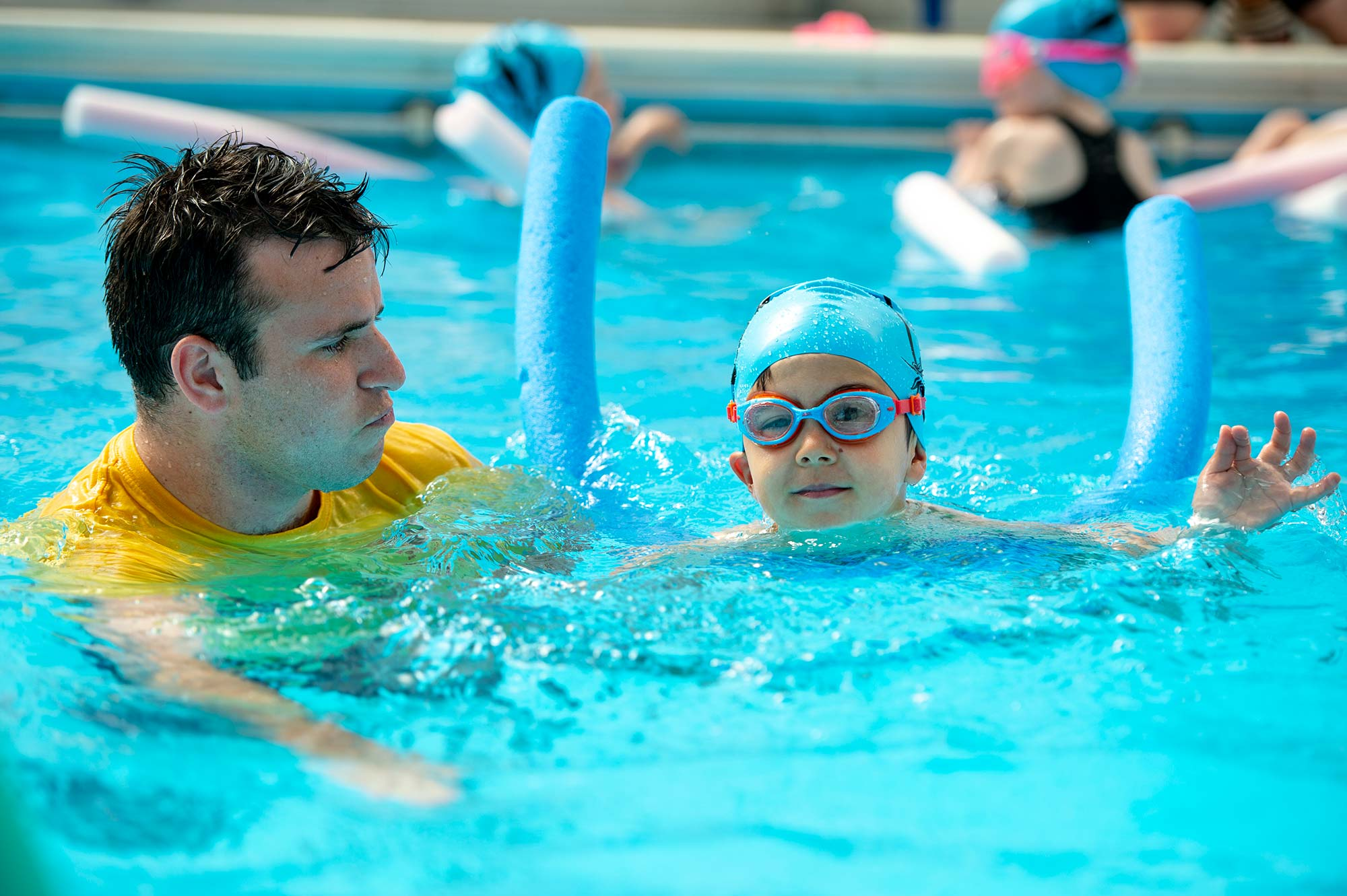 Yarrells-School-and-Nursery-Swimming