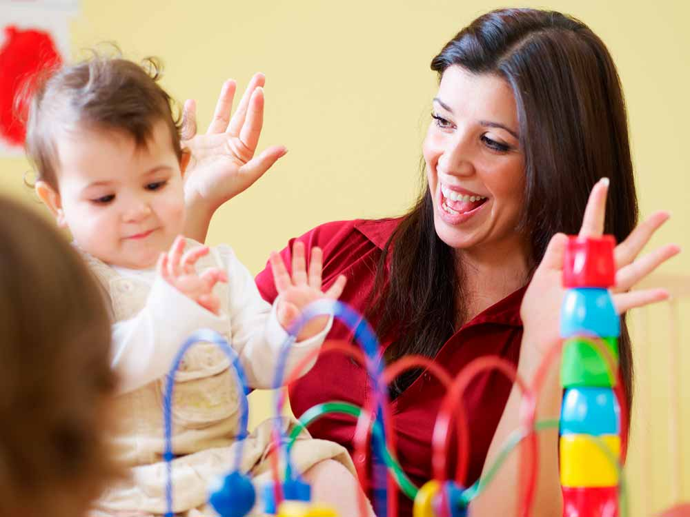 CANCELLED – Parent & Toddler Groups