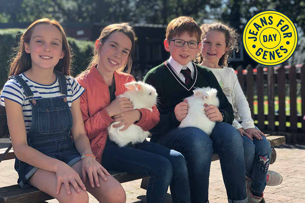 Yarrells-School-and-Nursery-Jeans-for-Genes-Day-2019