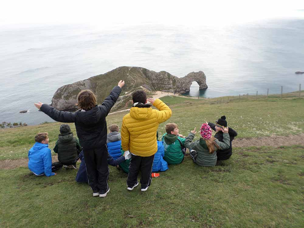 Yarrells-School-and-Nursery-Lulworth-Trip