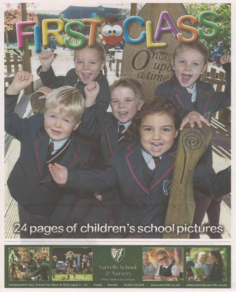 Yarrells-School-Bournemouth-Daily-Echo-Reception