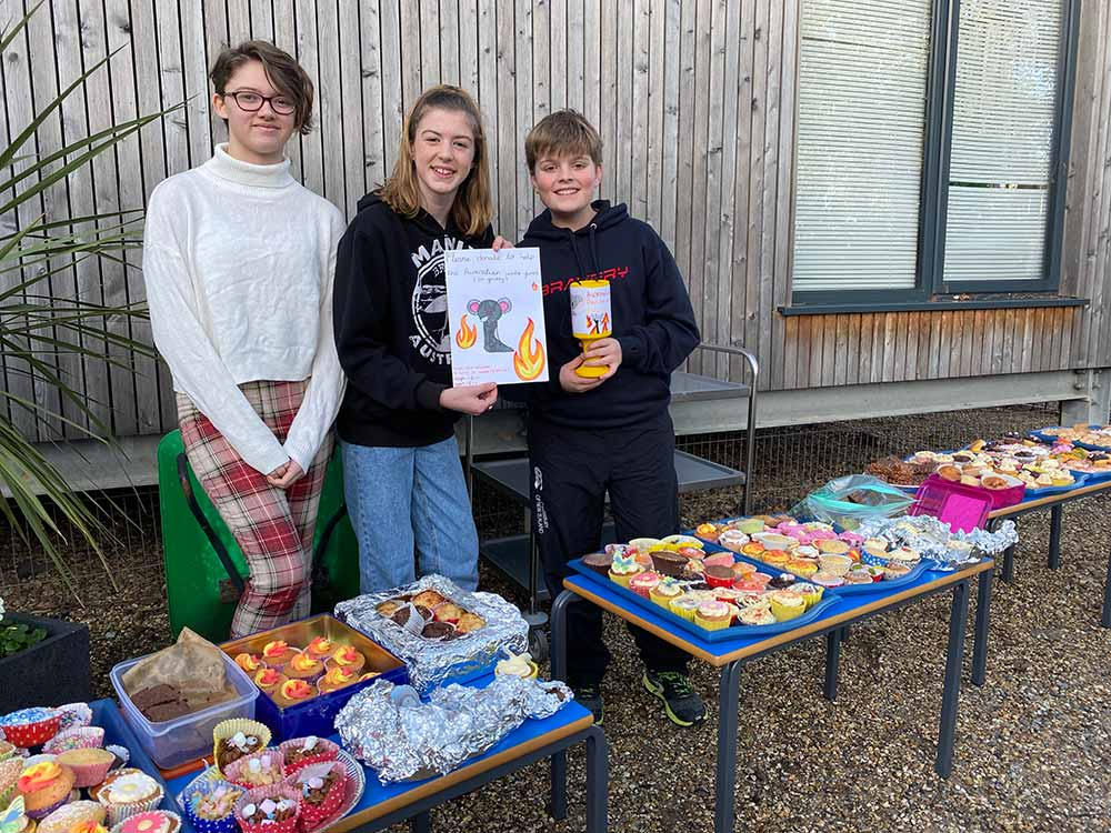 Yarrells-School-Charity-Cake-Sale