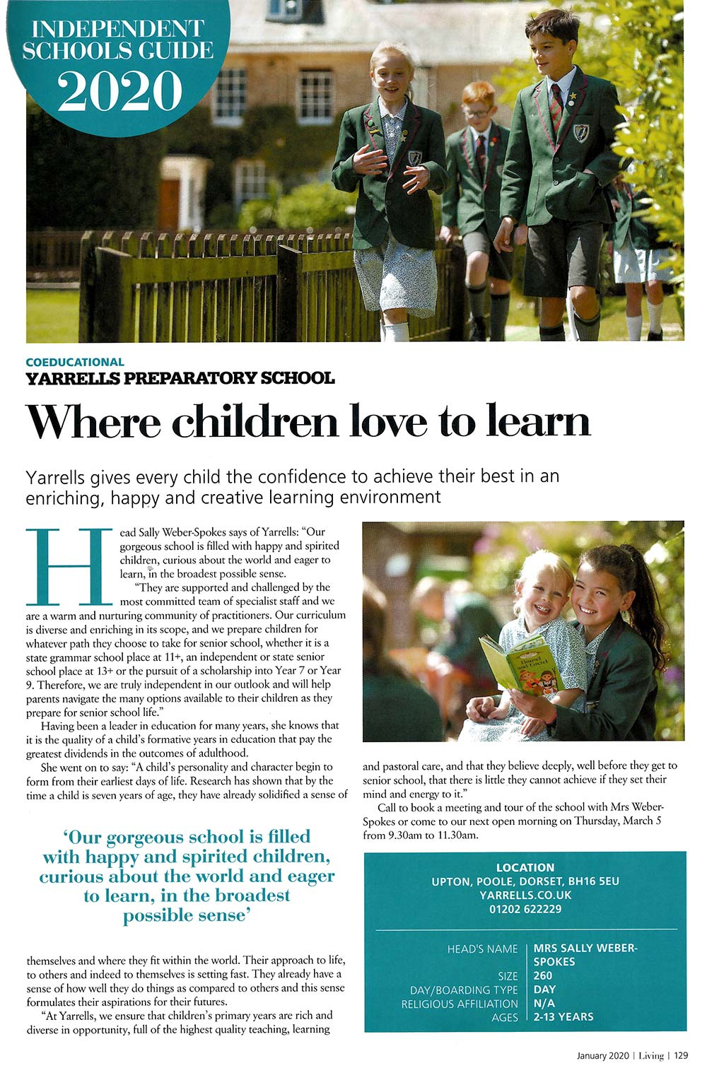 Yarrells-School-Dorset-Living-Magazine-School-Guide-Text-2020