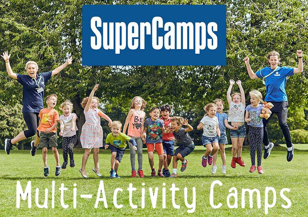 SuperCamps Holiday Clubs At Yarrells