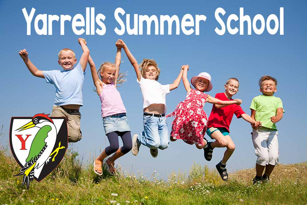 Yarrells-Summer-School